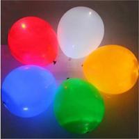 Free shipping 20PCS Led Flashing Hellium Baloon Birthday Wedding Party Decoration Light colorful balloons
