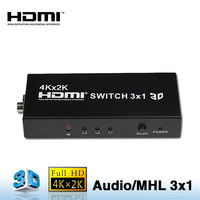 4kx2k  1080P (Full-HD)  hdmi switch 3x1