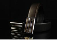 S diamond pattern casual men's belt leather belt 14, the latest styles14111909