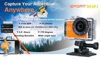 iShare S601W WiFi Sport Camera 5.0MP Full HD 1080P WiFi Action Camera Helmet  WiFi