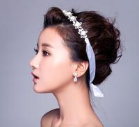 Star Rhinestone Wedding Bridal Headband Hairband Crystal Hair Band Head Chain Jewelry Hair Accessories 2014 WIGO0369