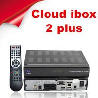 5 Pcs/lot cloud ibox2 + Enigma 2 Cloud ibox 2 plus HD update cloud ibox ii plus support IPTV YouTube WIFI satellite receiver