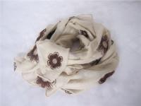 Mori lolita autumn winter scarf desigual floral print scarf muslim girl hijab designer embroideryhmong scarves Swap Shawl monroe