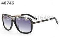 New hot best quality brand fashion designer Cazal MOD8003 Women sunglasses vintange glasses vogue eyewear 6cols free shipping