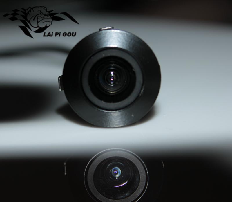 Hot selling car camera waterproof car camera deal with car mp3 mp4 mp5 Free shipping(China (Mainland))