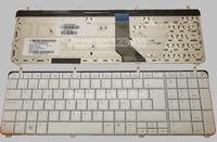 New Keyboard for HP Pavilion DV7-2000 DV7-3000 Series Laptop Spanish Language White