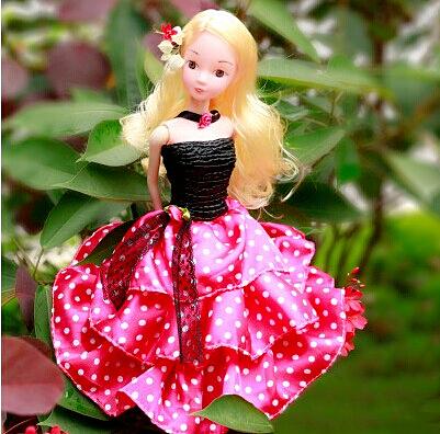 Smart baby doll Walking, talking, singing, dancing Princess doll for girls music doll girl toys festival gifts(China (Mainland))