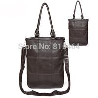 Fashion design hot sale PU leather handbags shoulder bags for men,outdoors designer brand men messenger bags/bucket bag