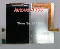 Free shipping Original lenovo A390 LCD display