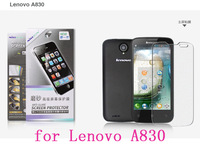 retailed package NILLKIN screen protector Lot! Matte OR Super clear HD anti-fingerprint protective film for Lenovo A660