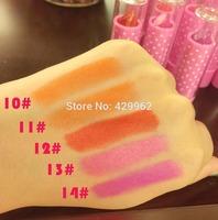 (3pcs/lot)  New Brand Ball EO Natural Hidratante Organic OS Embellish Lip Balm,Lip Care,Chapstick Cherry,Lemon, 9 colors choose