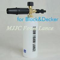 Free Shipping !! Foam Lance for Black & Decker Pressure Washer