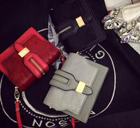 New arrive women  Ladies Messenger bag brands shoulder bag genuine leather bag