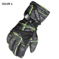Men's 2014 new arrival ski glove best quality best price hot demand winter glove