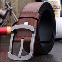 belts for men Best 2014 New Fashion Design Men's Belt male leather Strap men accessories genuine leather belt fashion belt #69