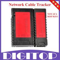 High Quality for NOYAFA Durable RJ45 RJ11 LAN Network Tool Kit Cable Tester Crimper Stripper Set Free Shipping