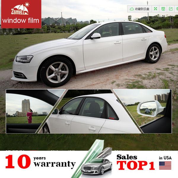 99% UV rejection car tint film low reflective windows film heat resistant window film(China (Mainland))