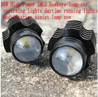 High power 10w xml2 lamp car reversing light lamp refit auxiliary lamp