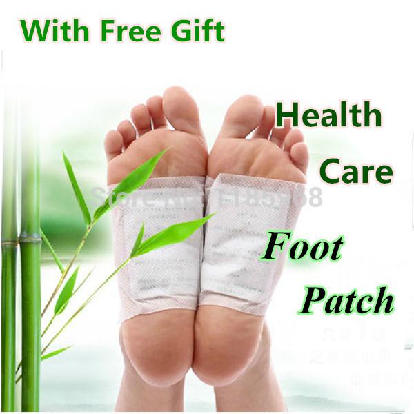 Personnelle. detox foot patch bambou, plaquettes. sommeil. minceur. patchs soin des pieds de soins de santé 40pcs=20 pcs correctifs +20pcs adhésifs