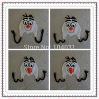 WHOLESALE hand made crochet NEW FROZEN Beanie -ELSA & ANNA & OLAF HAT-elsa crochet hats