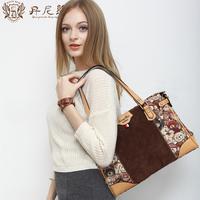 Danny BEAR bear fairy shoulder bag tote bag women's messenger bag for db 7712 - 37