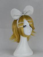 cosplay anime wigs Hatsune Miku V vocaloid mirror gemini rin