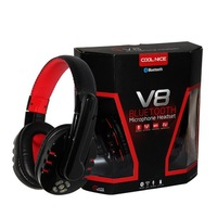 NEW Headphone OVLENG V8 Bluetooth 4.0 Binaural Wireless Headset and Heavy Bass Stereo Mobile Computer Earphone