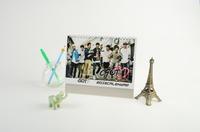 KPOP New Hot 2015 INFINITE BIGBANG SJ SNSD BOYFRIEND 2PM Table Calendar With Exquisite Pictures 20.5*14cm Horizontal Version
