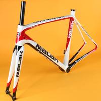 Carbon fiber frame bicycle frame ultra-light carbon fiber road bike carbon frame