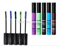 Newest High quality Fashion Smoky Makeup Waterproof Mascara For Eyes Eyelash Growth Cosmetic Thick Mascara Free Shipping