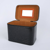 Jewelry box cosmetic box large capacity cosmetic box handbag cosmetic bag cosmetic storage box KX09