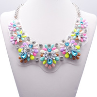 Shourouk Brand Necklaces & Pendants For Women Designer Statement Necklace Fashion Luxury Pendant Necklace Jewelry