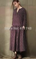 Forest Mori Girl Dress Cotton Long-sleeve Embroidery Cawaii Floral Full Desigual Dress Preppy Brandy Melville Vestido Oncinha