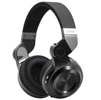 Fashion Bluedio T2 Smart Edition Wireless Headband Foldable Headphone Bluetooth 4.1 Stereo Headphones HIFI Headset with Mic
