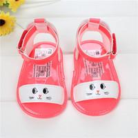 Soft bottom anti-slip cartoon cute sandals toddler shoes