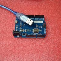 5sets/lot Leonardo R3 development board Board + USB Cable compatible for arduino