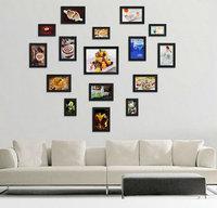 Photo Frame Moldura Wood Home Living Room Wall Mounted Creative SM-16-B Decoration Art Home Decor Wall Stickers Photo Albums