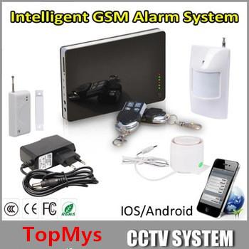Датчики, Сигнализации TopMys 10sets iOS Android /gsm SMS G1B