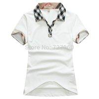 Free Shipping women famous Fashion Brand t shirt 100% Cotton Luxury high quality Short Sleeve New designers Woman clothing BU235