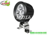 """2014 new 4.7""""inch 40w led Work Light Square Offroad LED work light IP6712v 24v 6000K Pmma Lens for trcuk fog lamp SUV 4WD ATV"""