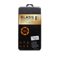 100pcs high quality ultra thin 0.3mm 2.5D Tempered Glass screen protector for iPhone 5 5s protective film