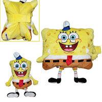 "New Spongebob Sponge Bob 22"" Soft Pillow Cushion Doll"