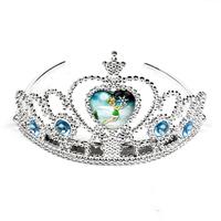 Elf  Tinker Bell Christmas Crown Princess Tiara Hair Bands Girls Party Headwear Hair Accessories  H06