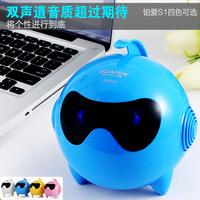 S1 laptop audio desktop usb mini speaker multimedia subwoofer