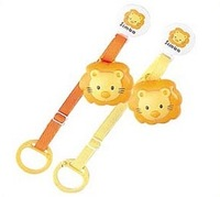 FREE SHIPPING NWB Infant Pacifier Strap / Case (Ideal case design for pacifier storage) S1736