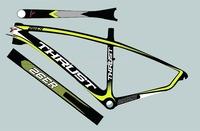 2014 MT05 carbon fiber  MTB bike   frameset ,SIZE ;15.5/17.5/19.5 ,26er or 27.5er  or 29er free shipping  !