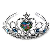 2015 New Children's gift  Tiara George Peppa Pig Crown Hair bands Fashion Cute Girls Princess Hair Accessories  4 Colors  H96