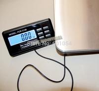5 sets/lot The Latest Hi-Quality Super Thin Platform Scale Postal Digital Scale,60kg/0.02kg 120kg/0.05kg 200kg/0.1kg Can Convert