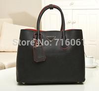2015 new arrival High Quality fashion women handbag famous Designers brand  large tote fashion Genuine Leather Shoulder Bag