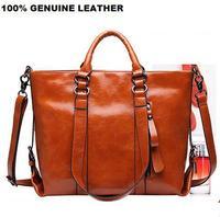 Genuine leather women's handbag fashion 2014 women's fashion cross-body handbag women's cowhide handbag shoulder bag large bag